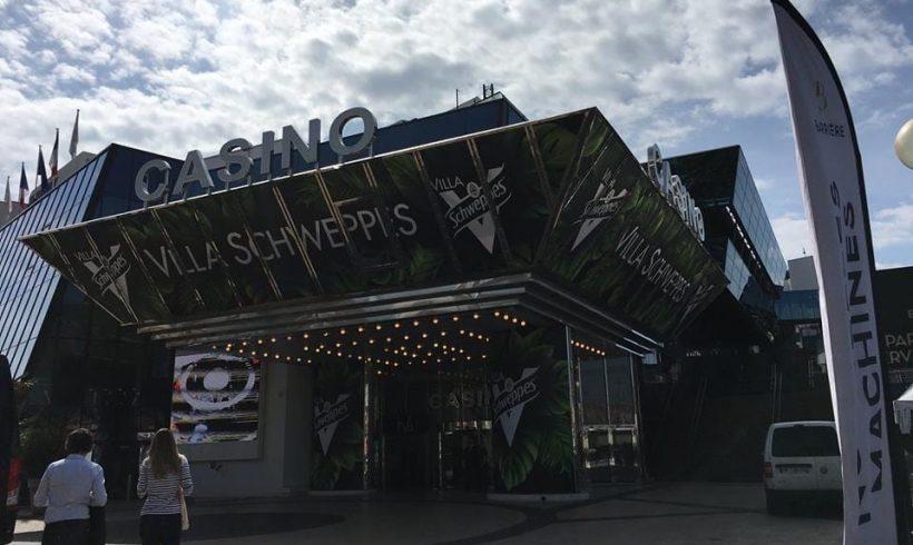 Bioman Cleaner – Nettoyage professionnel au Palais des festivals à Cannes