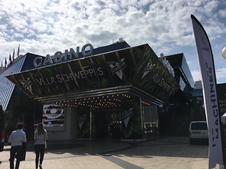 Bioman Cleaner – Nettoyage professionnel au Palais des festivals à Cannes - Evénements