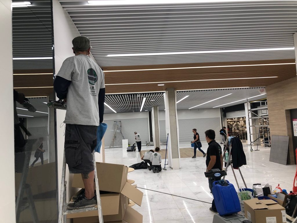 Bioman Cleaner – Nettoyage professionnel fin de chantier Olympie Antibes - Services de nettoyage